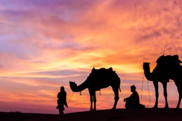 Vootours - overnight-Desert-Safari