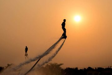 Fly Boarding Dubai